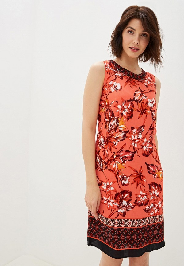 Фото - женское платье Wallis красного цвета