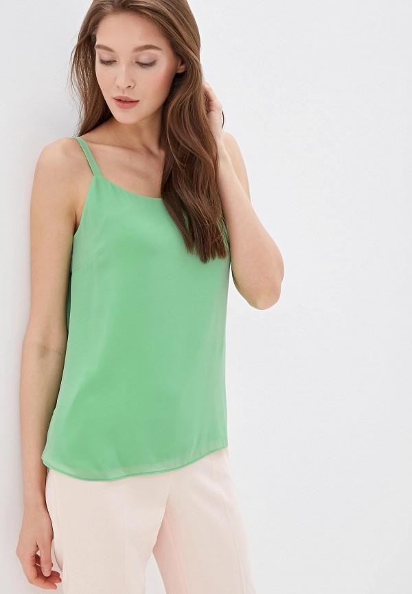 Фото - женский топ Wallis зеленого цвета