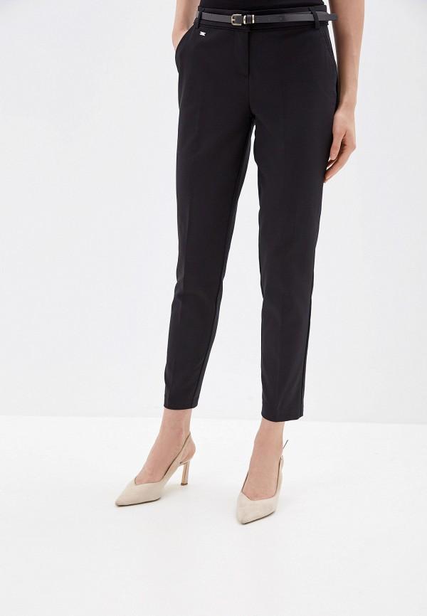 Фото - женские брюки Wallis черного цвета