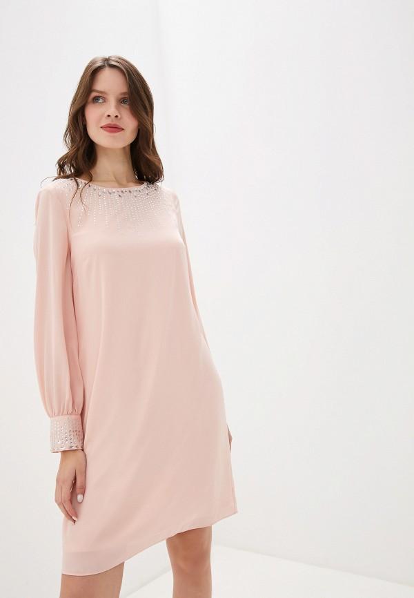 женское повседневные платье wallis, розовое