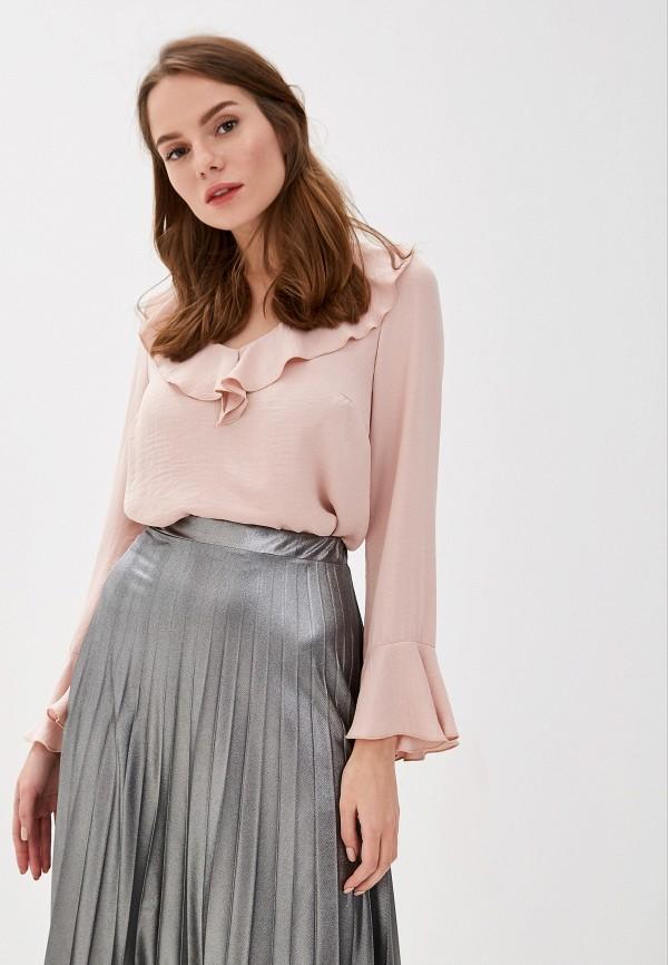 Фото - женскую блузку Wallis розового цвета
