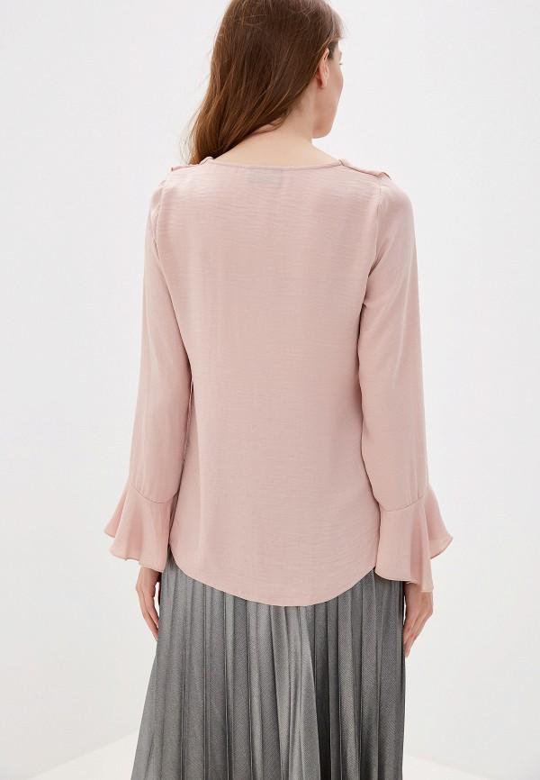 Фото 3 - женскую блузку Wallis розового цвета