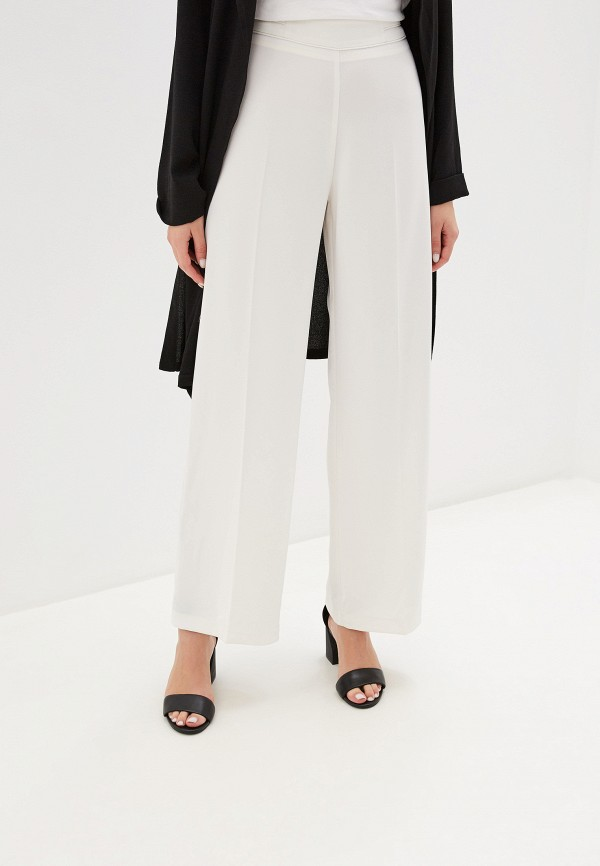 женские повседневные брюки wallis, белые