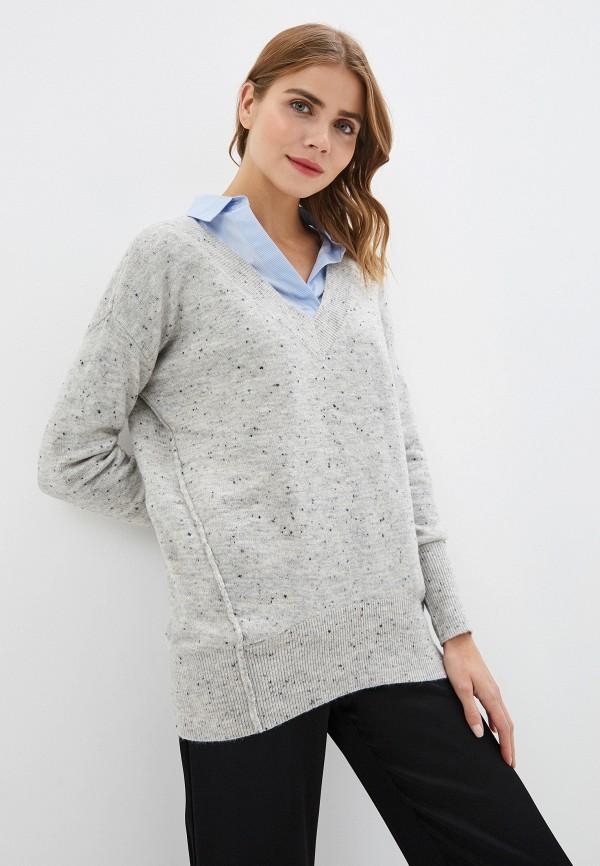 женский пуловер wallis, серый