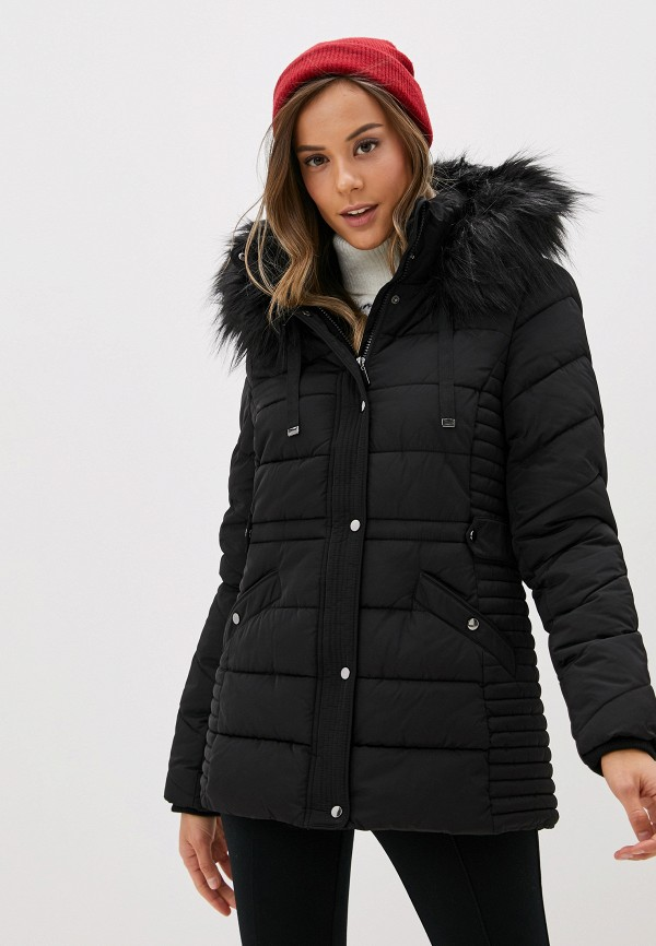 Куртка утепленная Wallis Wallis WA007EWHDEK2 пуловер wallis wallis wa007ewhgjh9