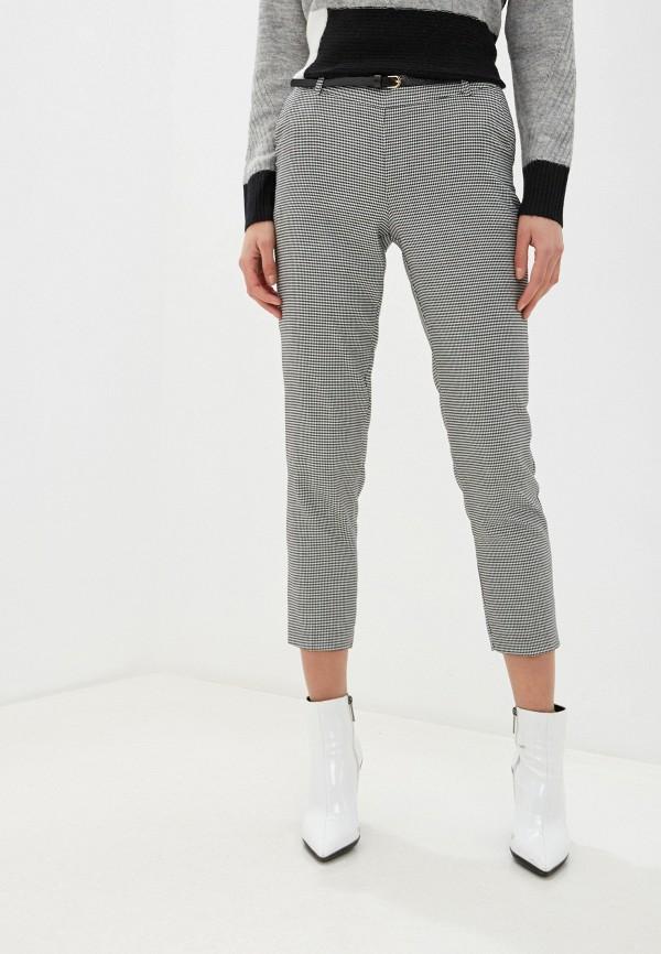 женские прямые брюки wallis, серые