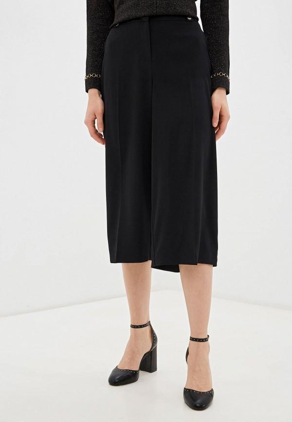 женские брюки клеш wallis, черные