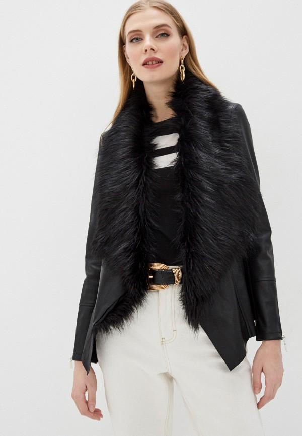 женская куртка wallis, черная