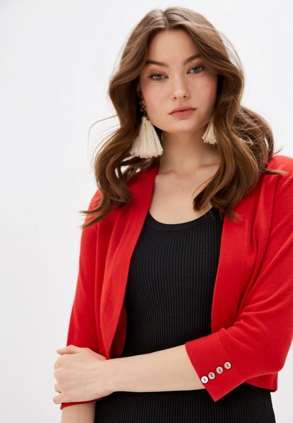 женский кардиган wallis, красный