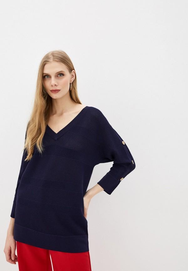 женский пуловер wallis, синий