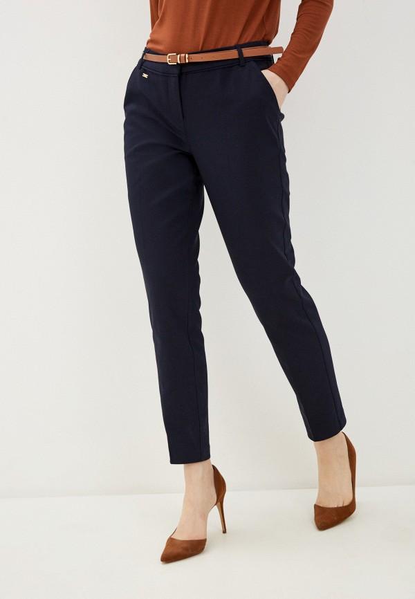 женские классические брюки wallis, синие
