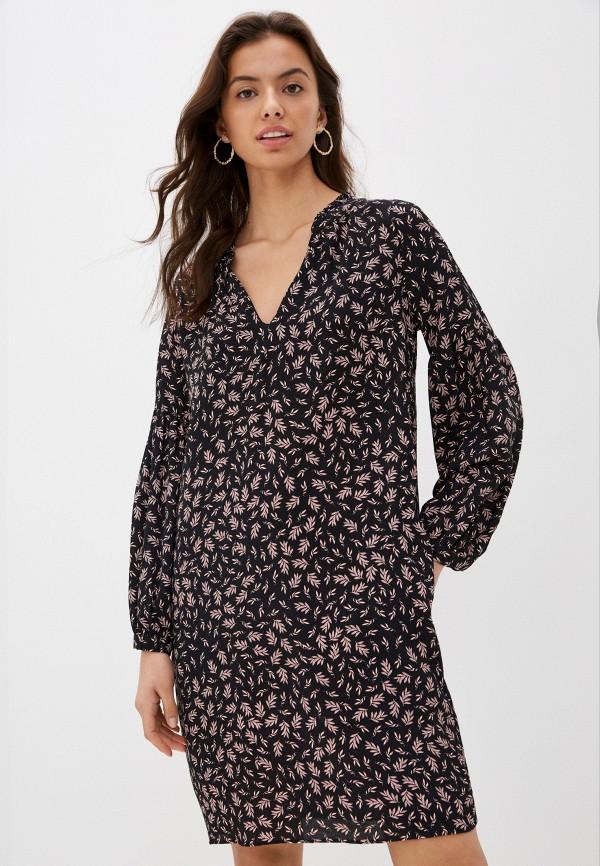 женское повседневные платье wallis, черное