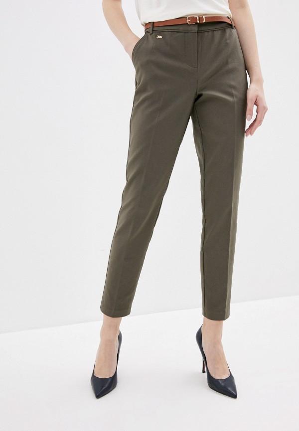 женские прямые брюки wallis, хаки