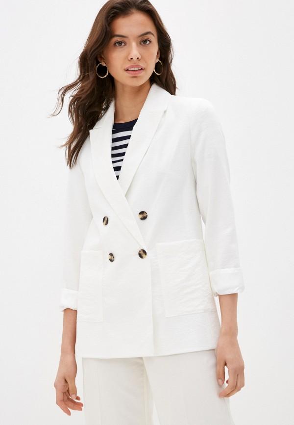 женский пиджак wallis, белый