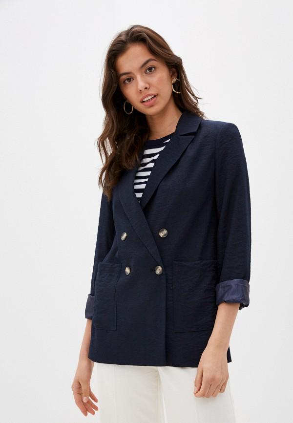 женский пиджак wallis, синий