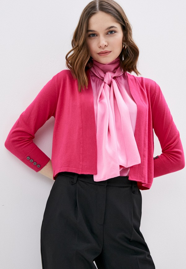 женский кардиган wallis, розовый