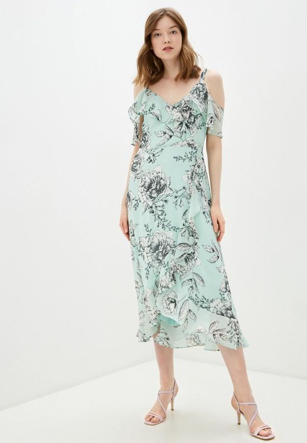 женское повседневные платье wallis, голубое