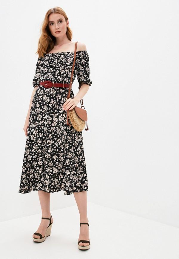 женское платье wallis, черное