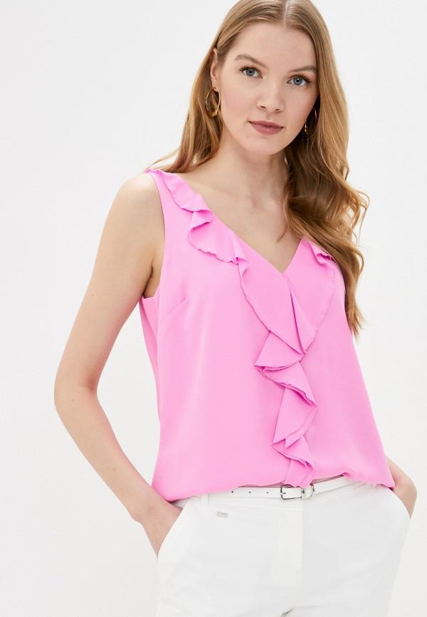 женский топ wallis, розовый