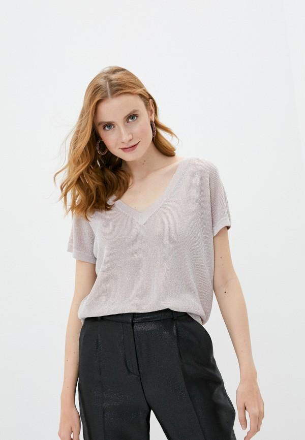 женский пуловер wallis, розовый