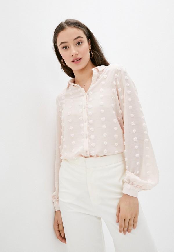 женская блузка wallis, бежевая