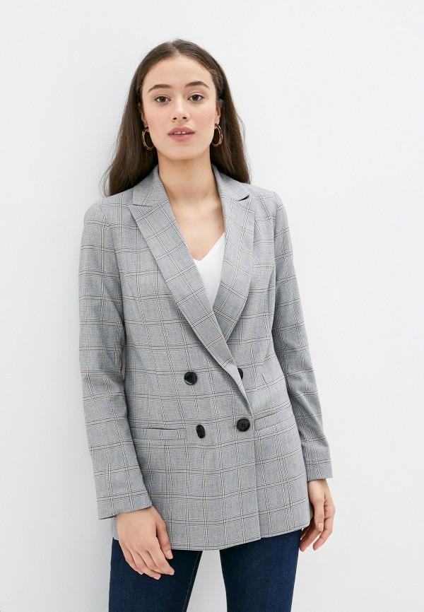 женский пиджак wallis, серый