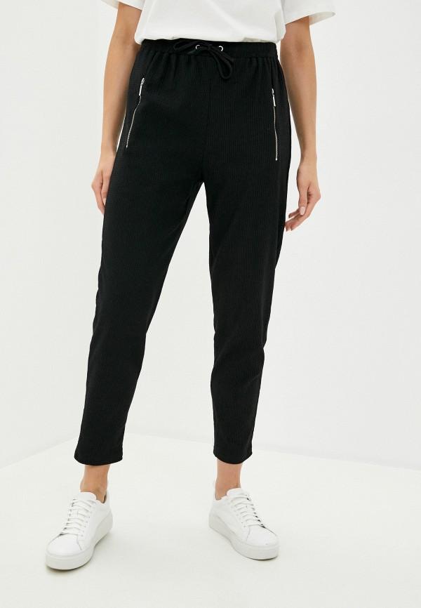 женские прямые брюки wallis, черные