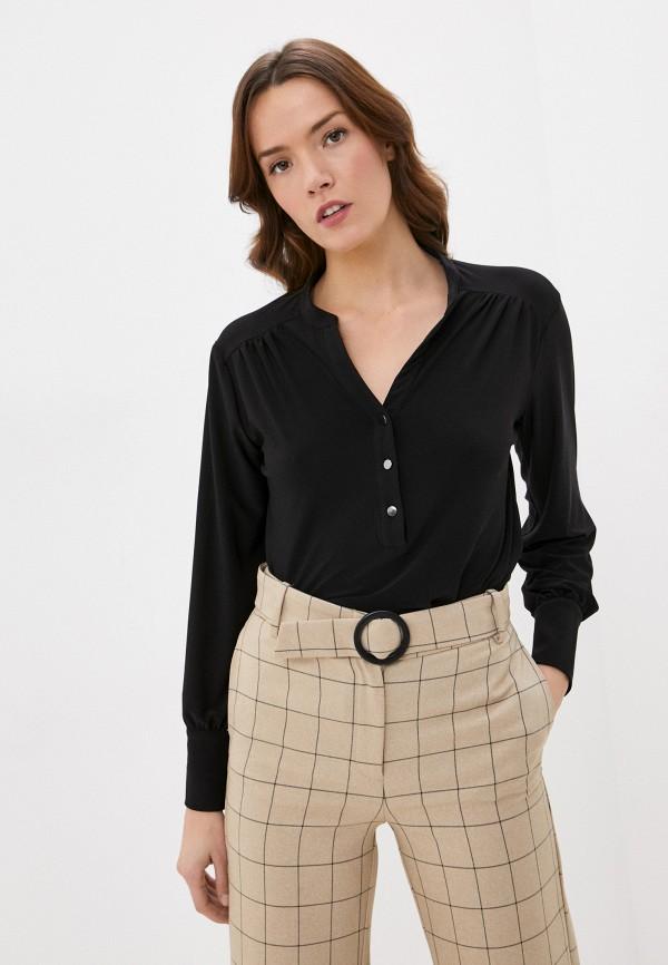 женская блузка wallis, черная