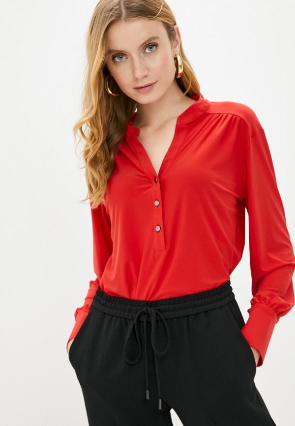 женская блузка wallis, красная