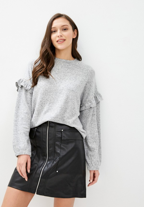 женский джемпер wallis, серый