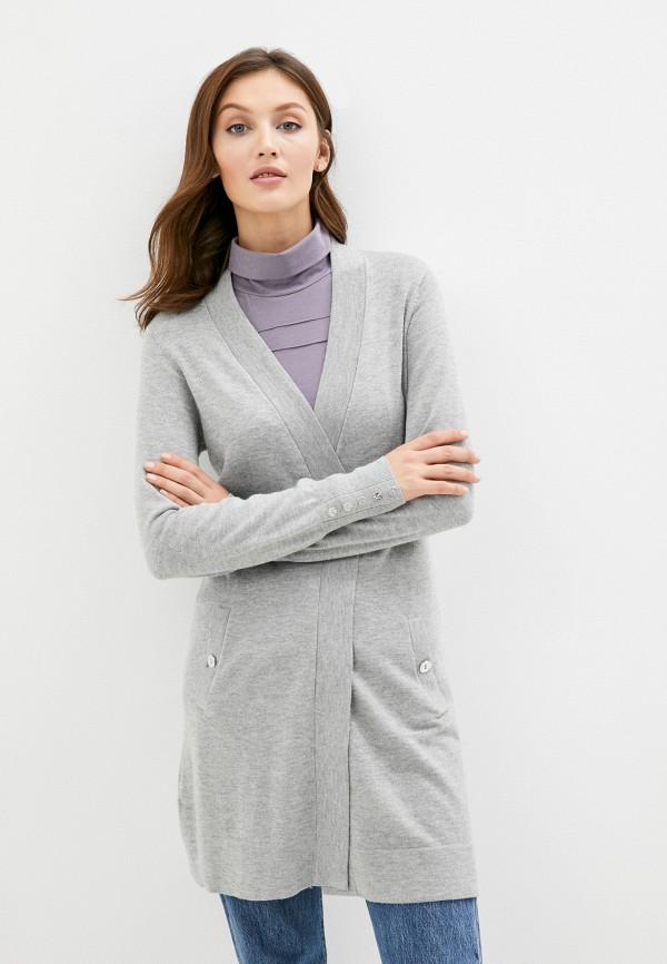 женский кардиган wallis, серый