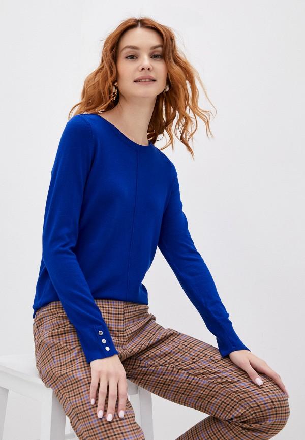 женский джемпер wallis, синий
