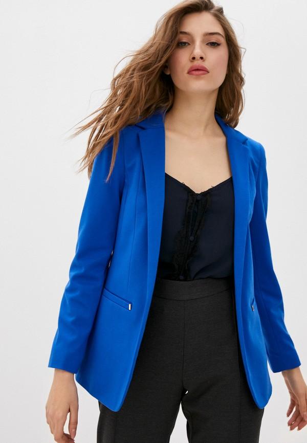 женский жакет wallis, синий