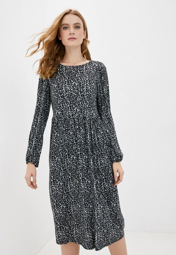 женское повседневные платье wallis, серое