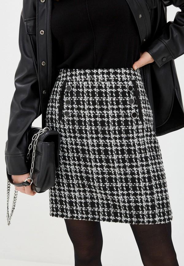 женская юбка wallis, черная