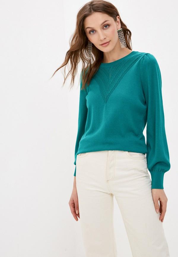 женский джемпер wallis, зеленый