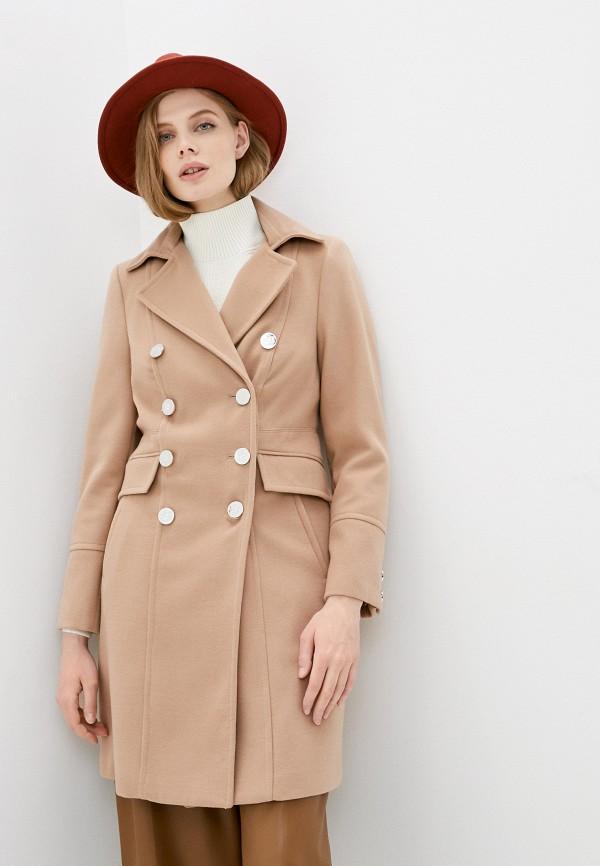 женское пальто wallis, бежевое
