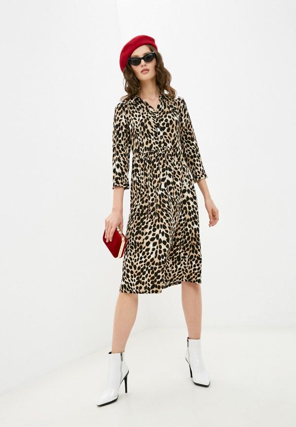 женское повседневные платье wallis, бежевое