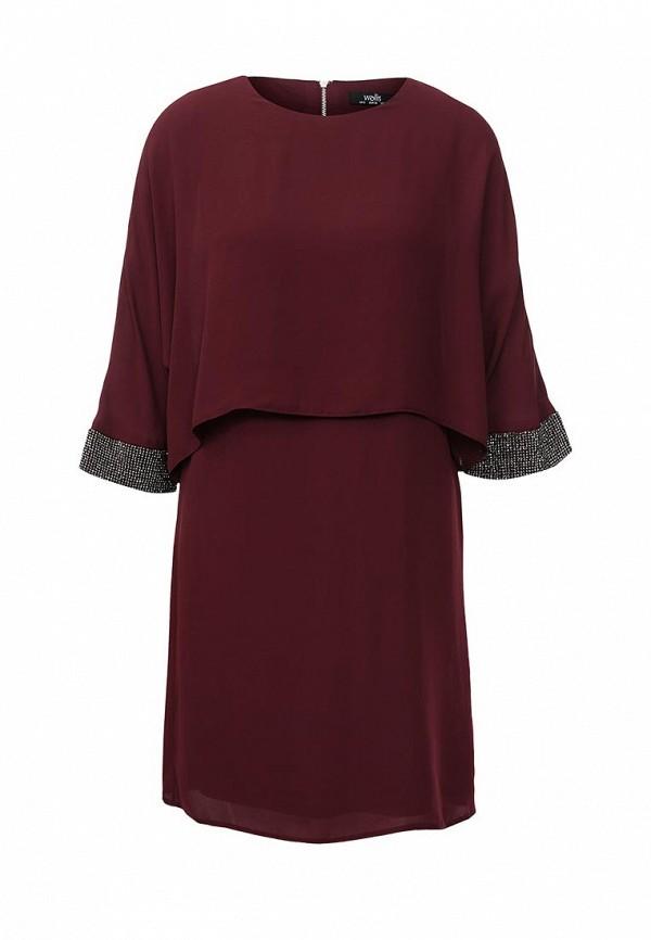 Платье Wallis Wallis WA007EWLSK01 полотенце вафельное 50 70 романтика розовый ноктюрн