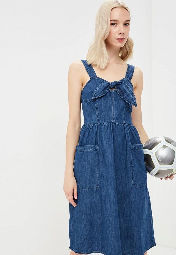 Платье джинсовое Warehouse
