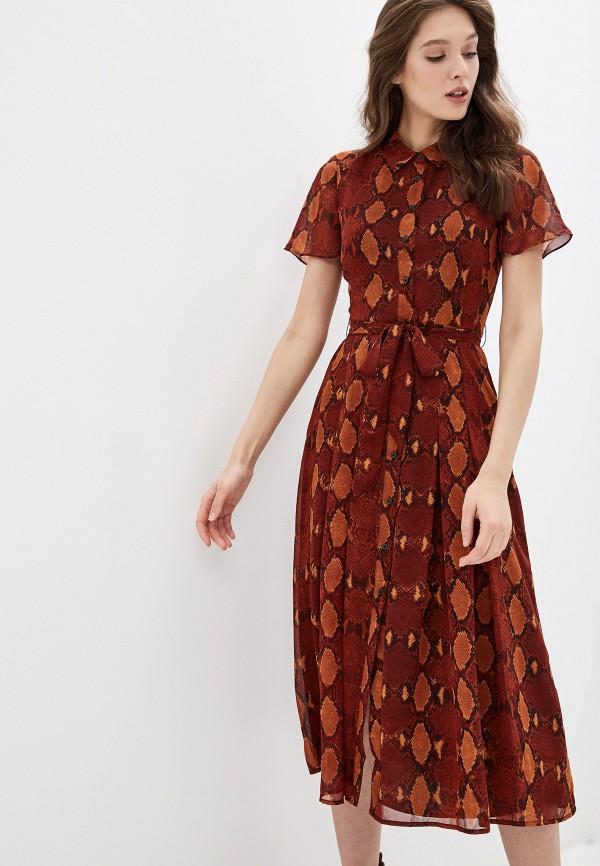 лучшая цена Платье Warehouse Warehouse WA009EWFVTM1