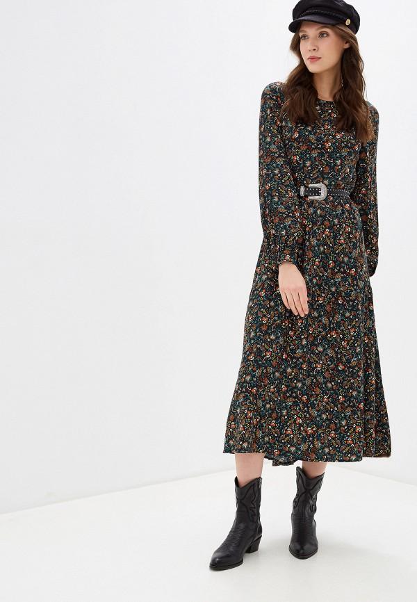 лучшая цена Платье Warehouse Warehouse WA009EWHFFN2