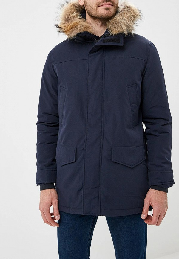 Куртка утепленная Warren Webber Warren Webber WA010EMCVLK3 цены онлайн