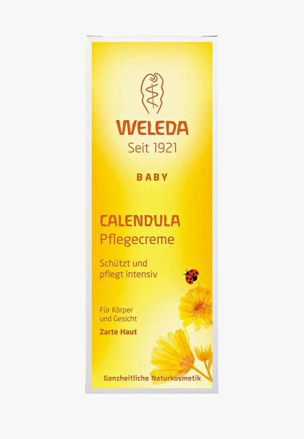Крем для тела Weleda Weleda WE008LKFKL61 крем под подгузник weleda weleda we008lkfkl55