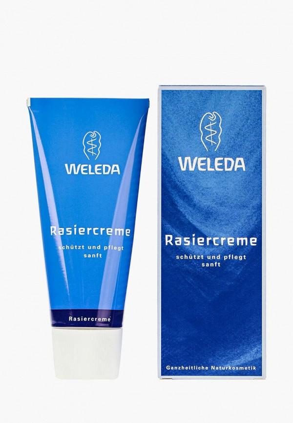 Крем для бритья Weleda Weleda WE008LMFKM08 weleda