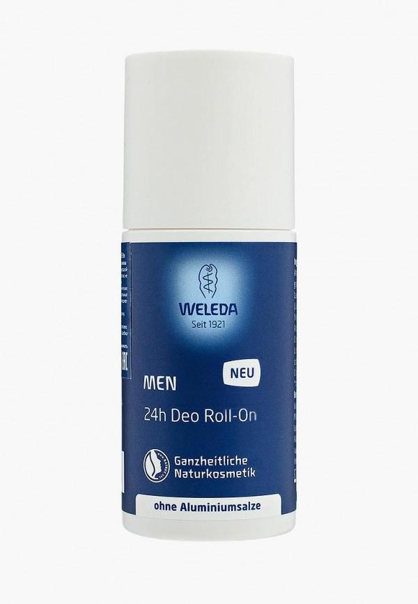 мужской дезодорант weleda