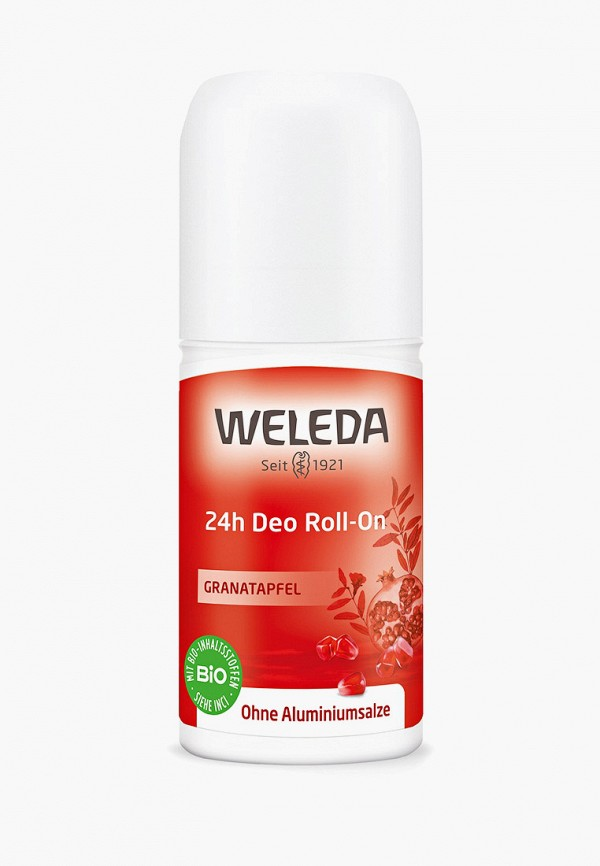 женский дезодорант weleda
