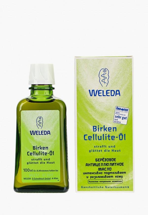 масло weleda