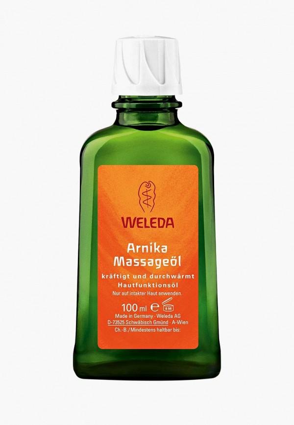 Масло массажное Weleda Weleda WE008LWFKL88 масло weleda масло для кожи интимной области weleda