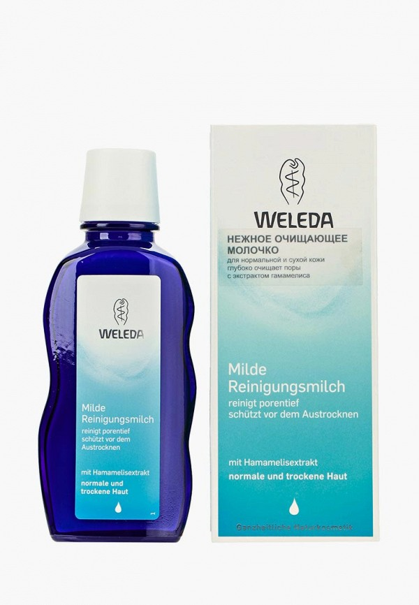 цена на Молочко для лица Weleda Weleda WE008LWFKL91